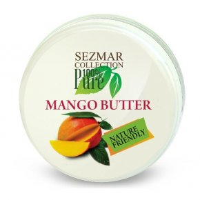 Natürliche Mangobutter 250 ml