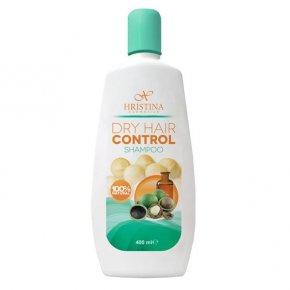 Natürliches Shampoo für trockenes Haar 400 ml