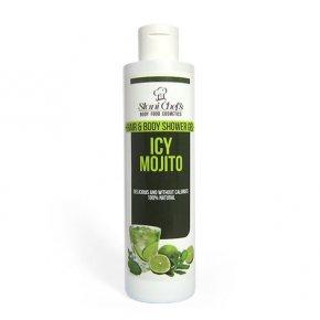 Natürliches Duschgel für Haar und Körper Ice Mojito 250 ml
