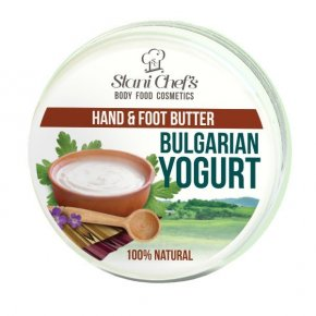 Naturalny krem do rąk i stóp jogurt bułgarski 100 ml