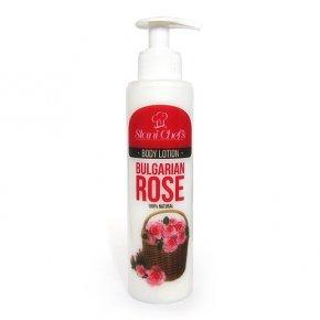 Natürliche Körpermilch bulgarische Rose 250 ml