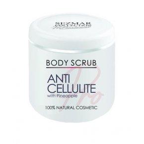 Natürliches Anti-Cellulite-Körperpeeling mit Ananas 500 ml