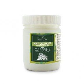 Přírodní anticelulitidní zpevňující krém s kofeinem a výtažkem z ananasu 200 ml