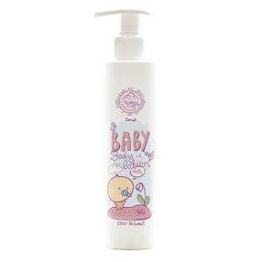 Naturalne mleczko do ciała dla niemowląt 250 ml