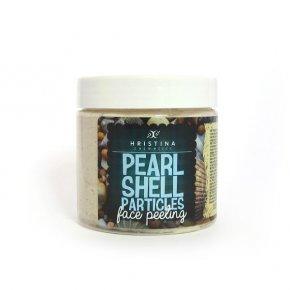 Natürliches Peeling aus Muschelschalen 200 ml