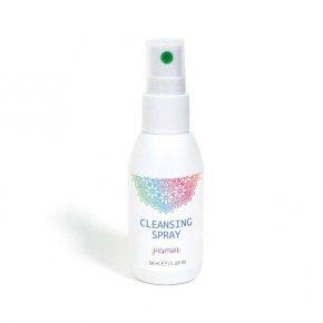 Naturalny sprej czyszczący do rąk i powierzchni jaśmin 50 ml