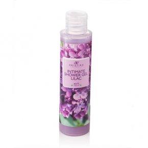 Přírodní intimní sprchový gel s šeříkem 125 ml