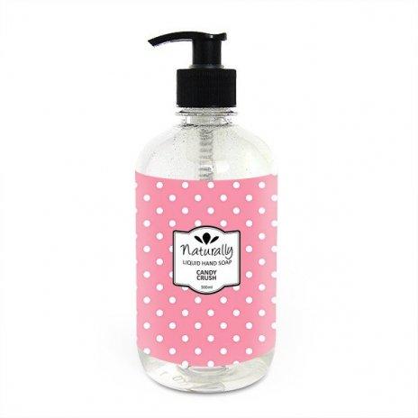 Natürliche Flüssigseife zum Händewaschen Bonbon 500 ml
