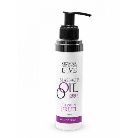 Prírodný masážny olej vášnive ovocie 100 ml