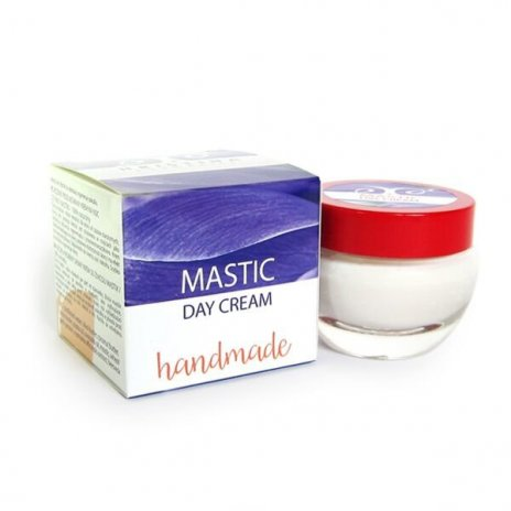 Přírodní ručně vyrobený denní krém s pryskyřicí mastix 50 ml