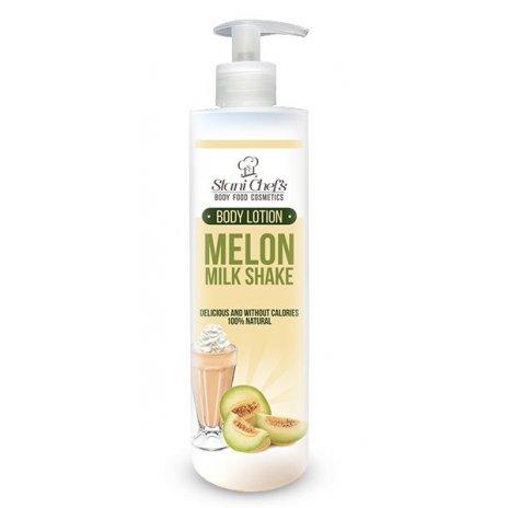 Naturalne mleczko do ciała koktajl melonowy 250 ml
