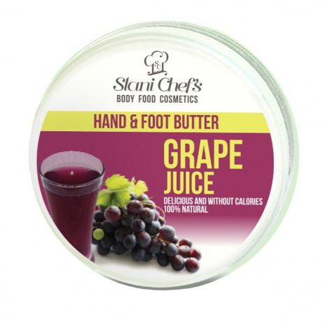 Natürliche Hand- und Fußcreme Traubensaft 100 ml