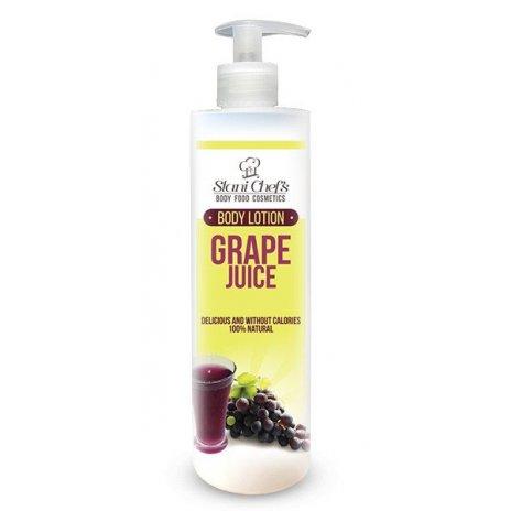 Naturalne mleczko do ciała sok winogronowy 250 ml