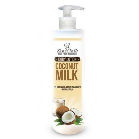 Naturalne kokosowe mleczko do ciała 250 ml