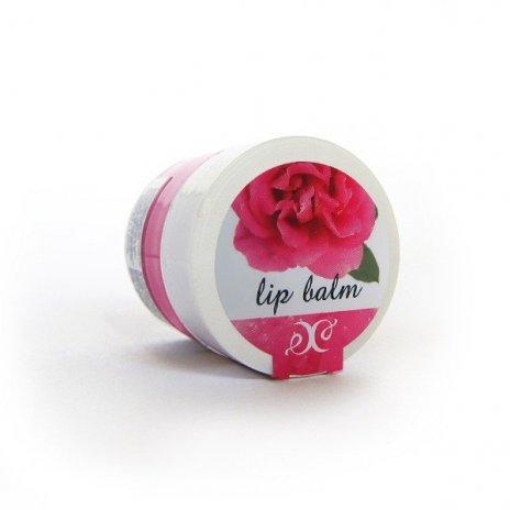 Prírodný balzam na pery bulharská ruža 30 ml