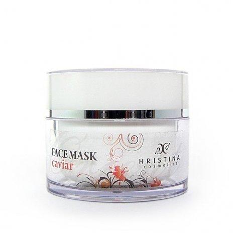 Natürliche Gesichtsmaske Kaviar 100 ml