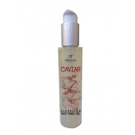 Přírodní pleťové gel tonikum kaviár 125 ml
