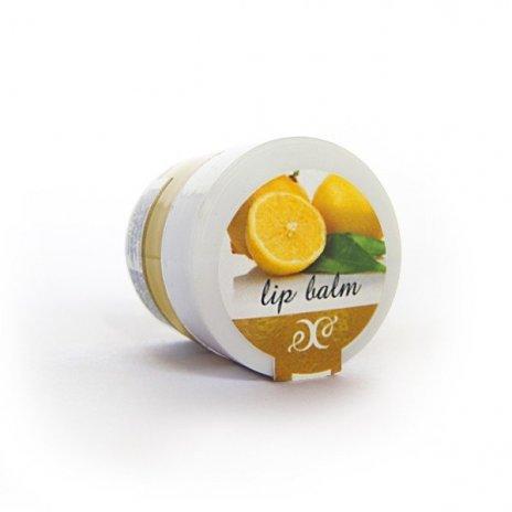 Prírodný balzam na pery citron 30 ml