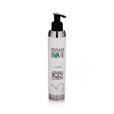 Natürliche Körpermilch mit Aphrodisiaka varro für Männer 200 ml