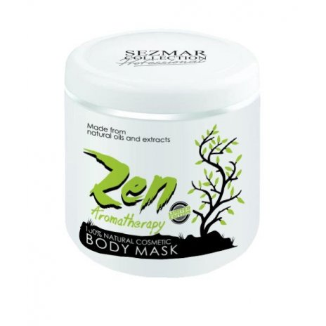 Natürliche Körpermaske Zen Aromatherapie – 500 ml