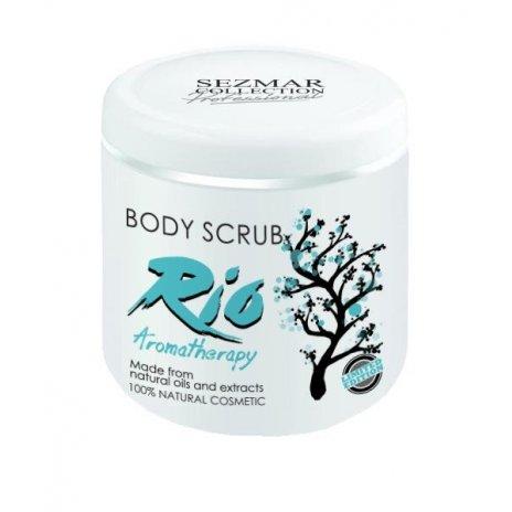 Prírodný telový peeling rio 500 ml