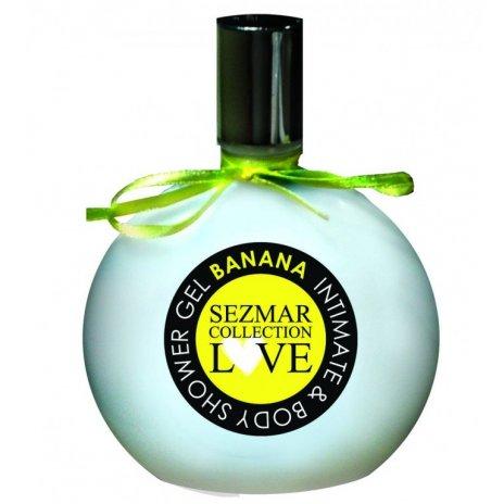 Prírodný intímny sprchový gél banán 250 ml
