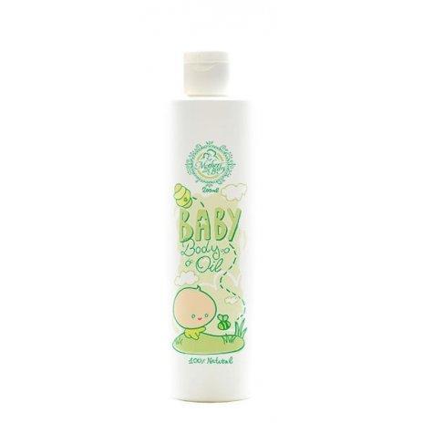 Přírodní tělový olejíček pro miminka 250 ml