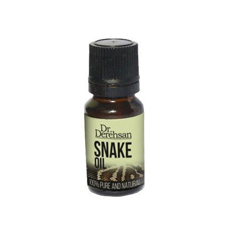 Prírodný hadí olej 10 ml