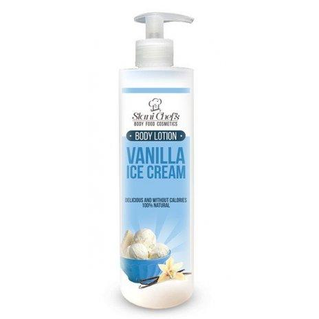 Natürliche Körpermilch Vanilleeis 250 ml