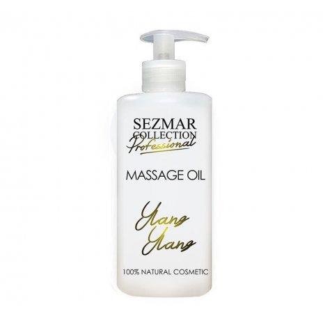 Přírodní masážní olej ylang ylang 500 ml
