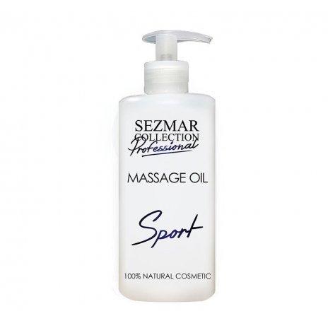 Prírodný masážny olej šport 500 ml