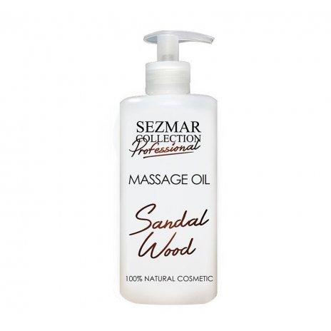 Naturalny olejek do masażu drzewo sandałowe 500 ml