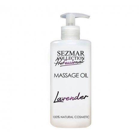 Natürliches Massageöl Lavendel 500 ml