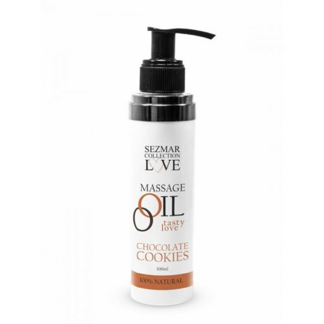 Naturalny olejek do masażu czekolada 100 ml