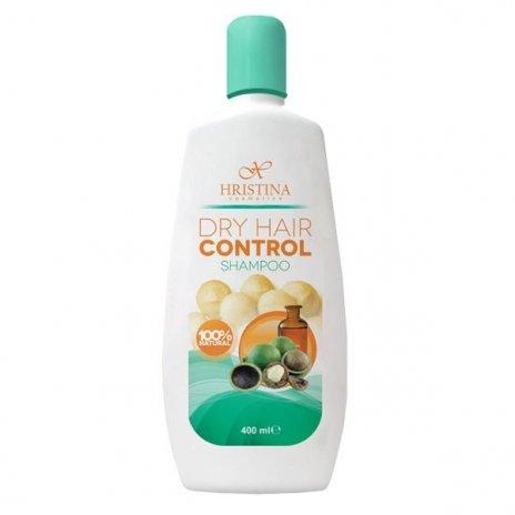 Naturalny szampon do włosów suchych 400 ml
