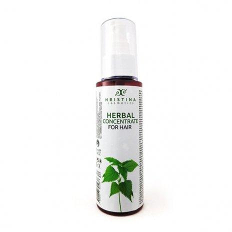 Naturalny koncentrat ziołowy na porost włosów 100 ml