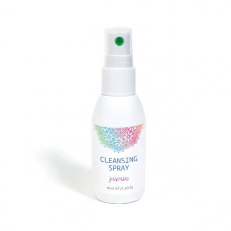 Natürliches Reinigungsspray für Hände und Oberflächen Jasmin 50 ml