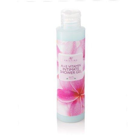 Přírodní intimní sprchový gel s vitaminy A + E 125 ml