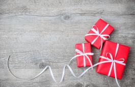 Unsere Einfälle für Ihre Weihnachtsgeschenke
