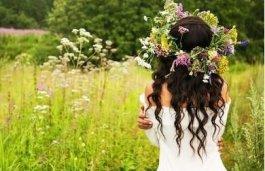Hristina berät Sie - wie man geschädigtes Haar repariert