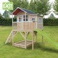 Zahradní cedrový domeček Exit Loft 750 přírodní