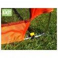 Fotbalová brána Exit Flexx Goal (set 2 kusy)