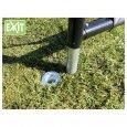 2x Fotbalové branky Coppa Goal 2 kusy 220 cm x 170 cm