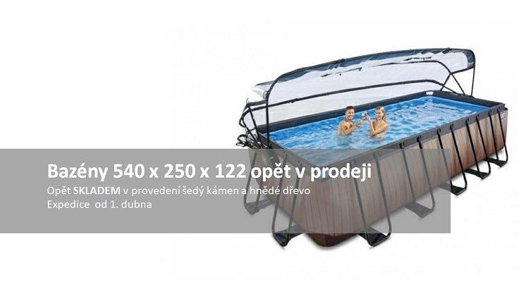 Bazény 540