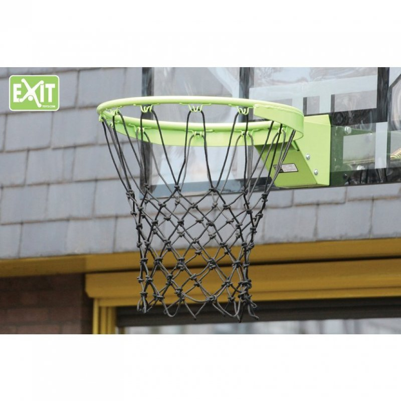 Basketbalová síť černá Premium