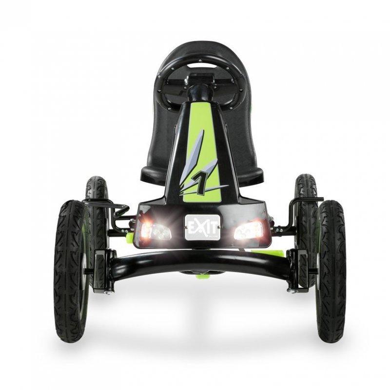 Šlapací kára Spider + přívěsný vozík