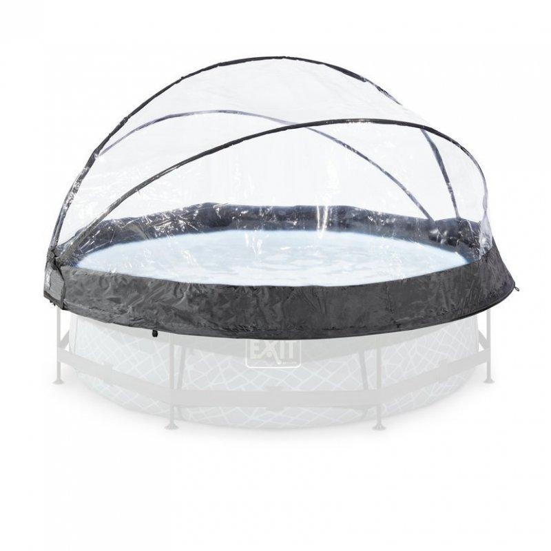 Kryt kopule EXIT na Bazény ø300
