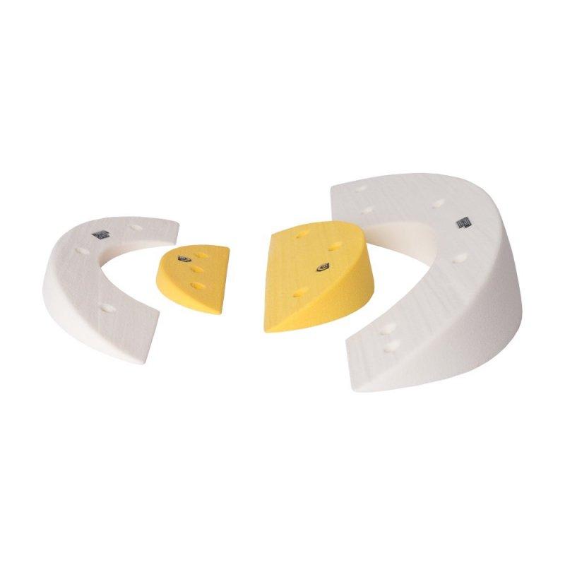 "Dual Grip #3 1/2 Hard Boiled Egg ""Vejce"""