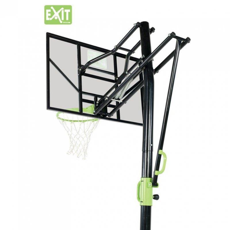 Basketbalový koš do země Exit Galaxy + Dunkring