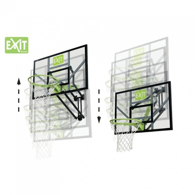 Basketbalový koš nástěnný Exit Galaxy